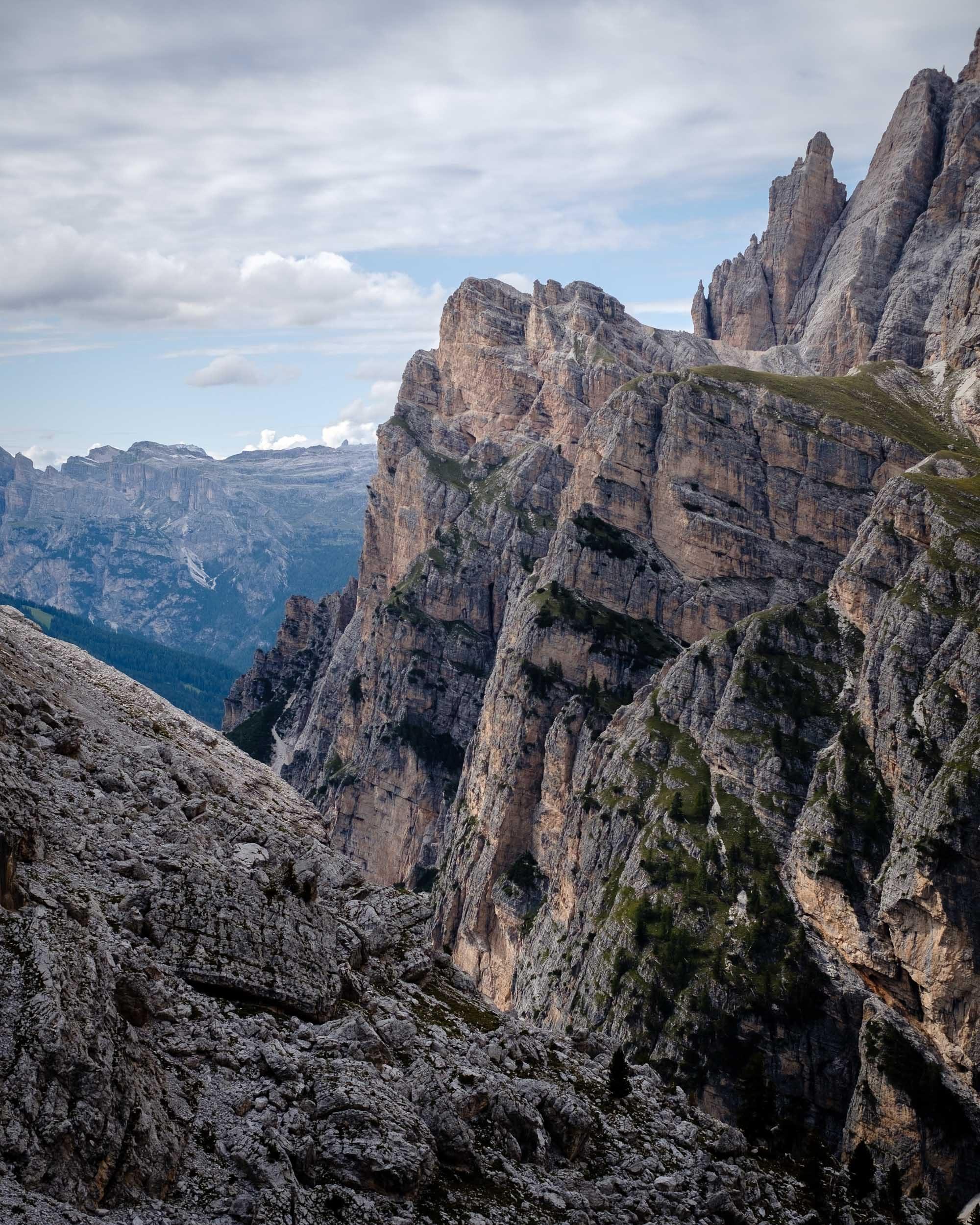 Dolomiten, Felsen, Italien