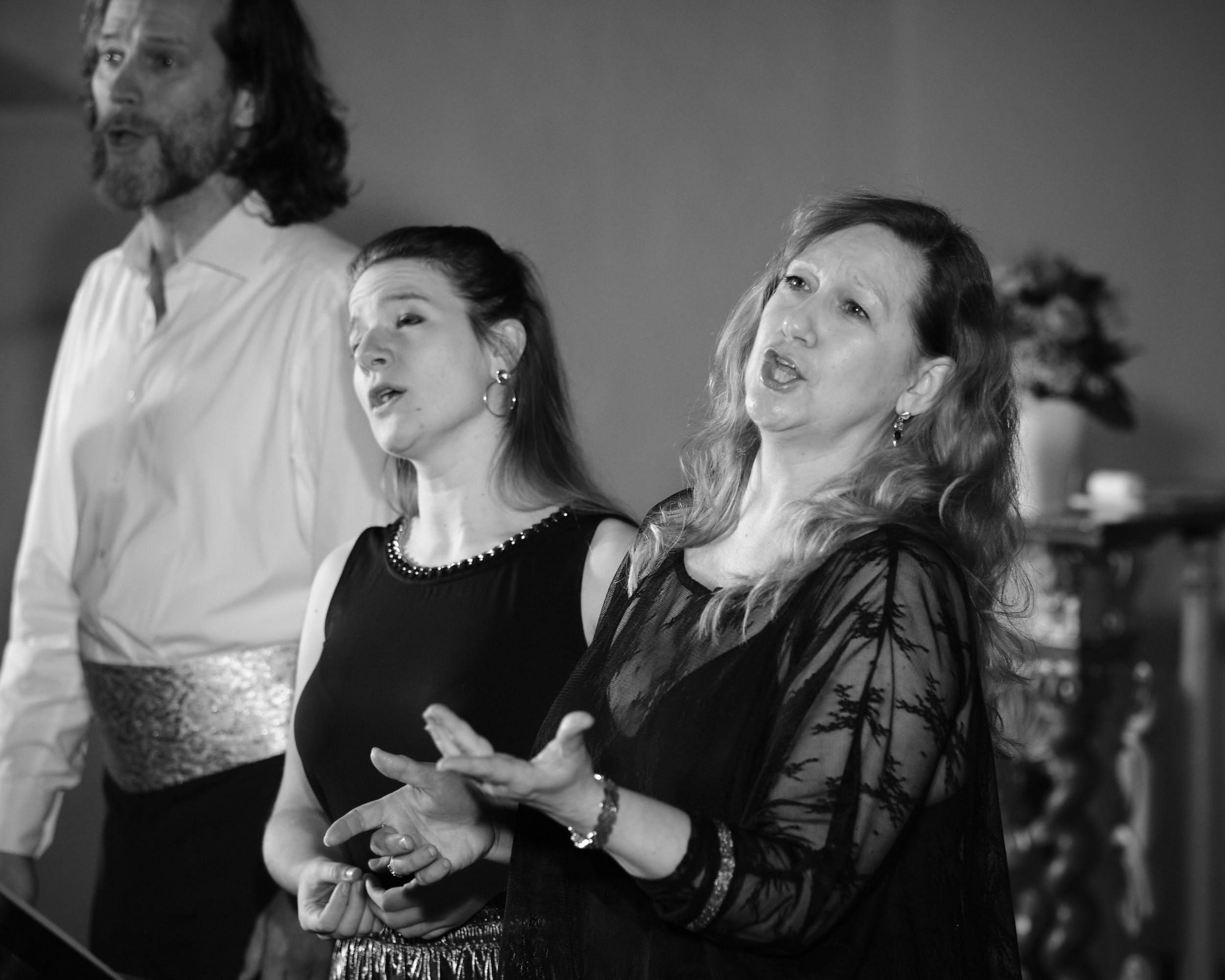 Claudia Deutschmann Sopran Spread Voice Konzert St.-Stephanskirche Vlotho 2020