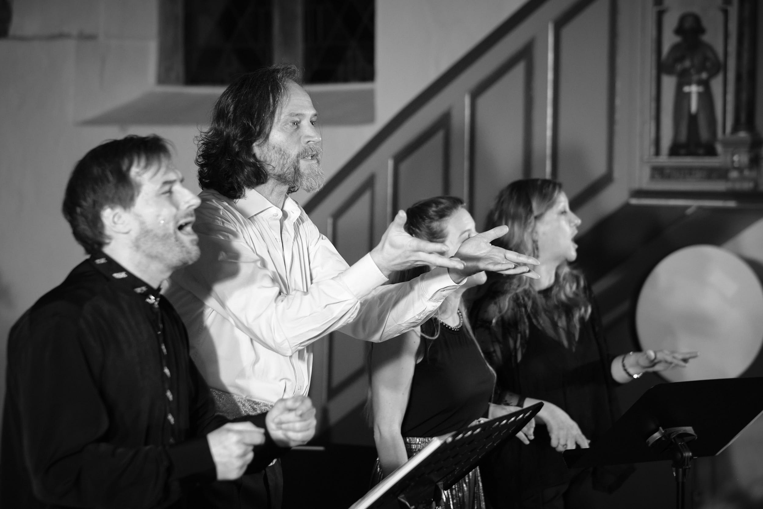 Georg Thauern Tenorbariton Spread Voice Konzert St.-Stephanskirche Vlotho 2020