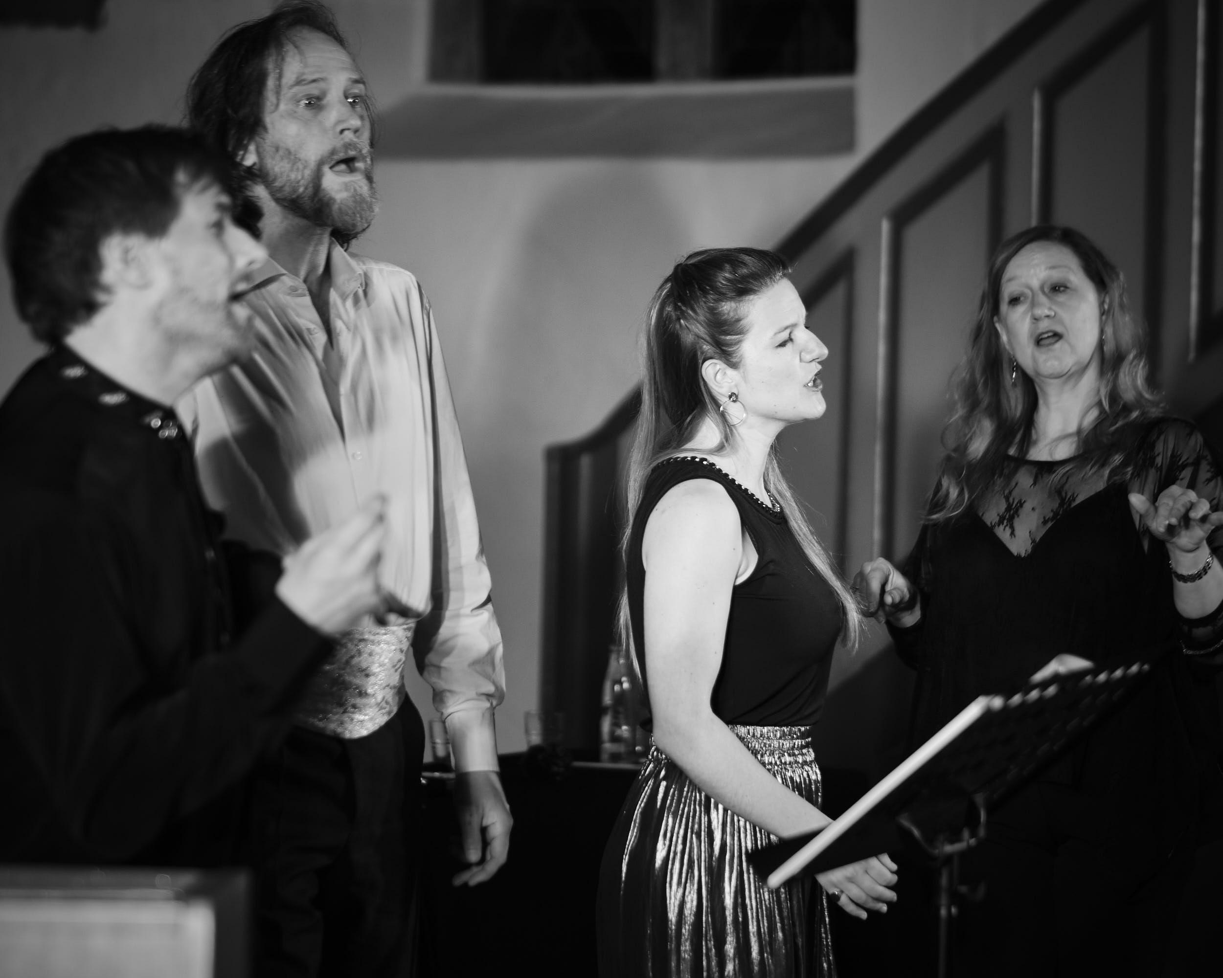 Myléne Kroon Mezzosopran Spread Voice Konzert St.-Stephanskirche Vlotho 2020