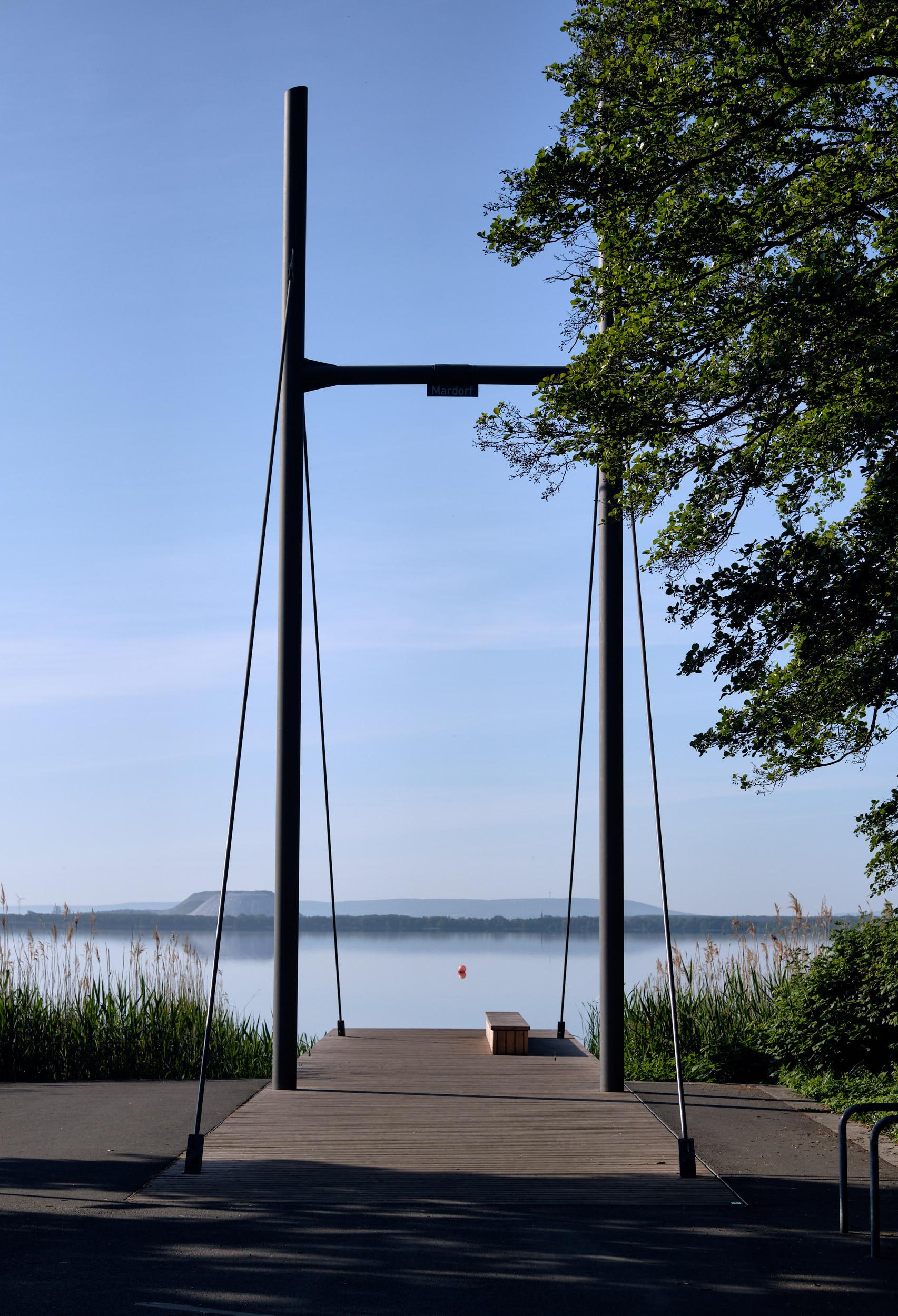 Aussichtspunkt Mardorf, Steinhuder Meer