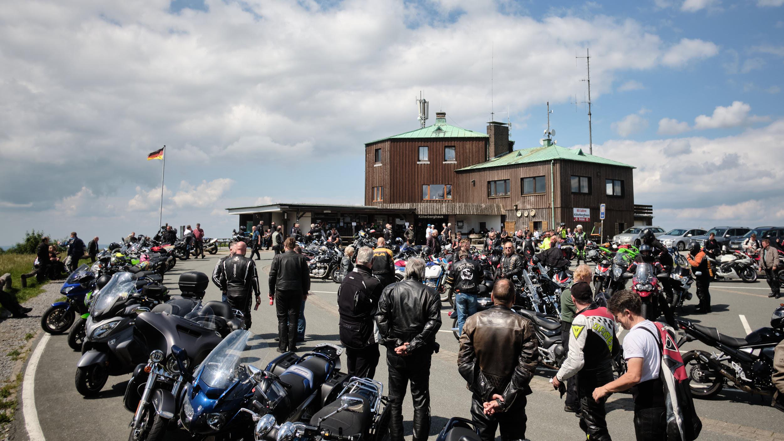 Motorradtreff Köterberg