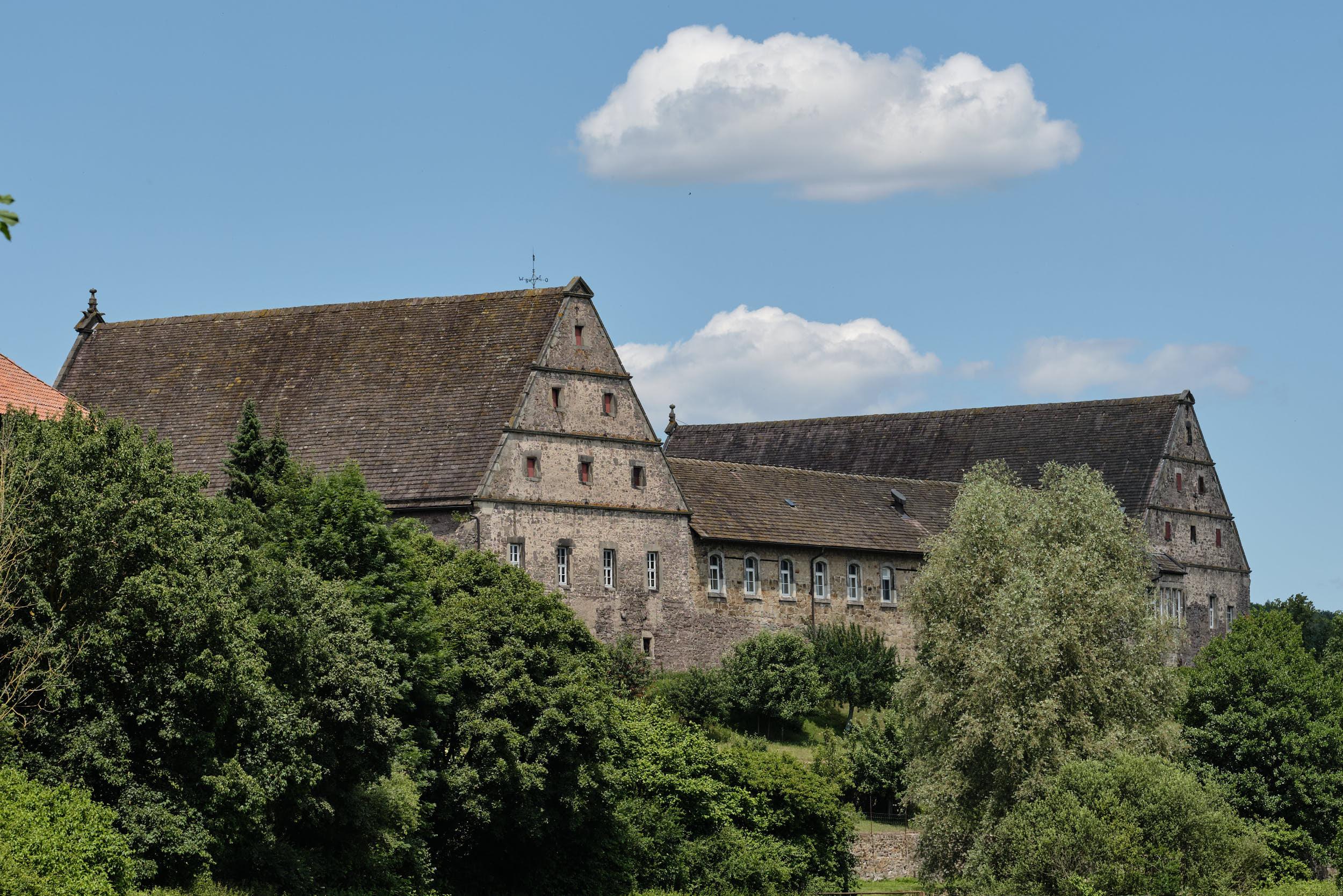 Wirtschaftsgebäude Hämelschenburg, Emmertal