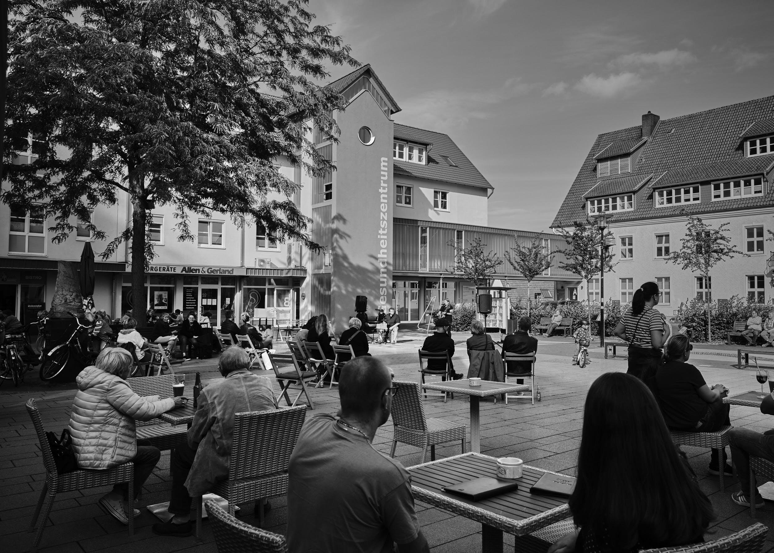 Kultursommer Vlotho, Sommerfelder Platz
