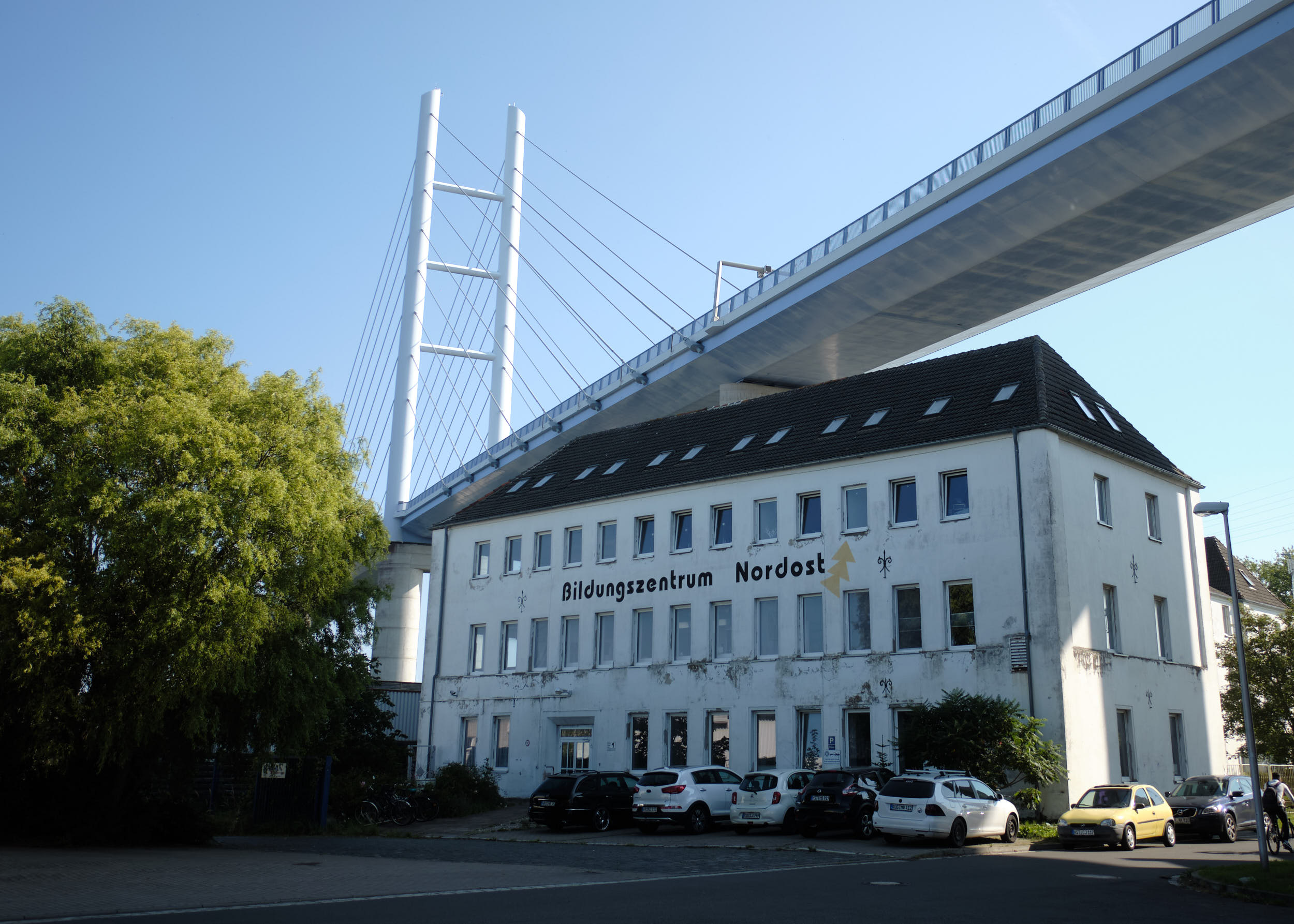 Brücke Strahlsund-Rügen