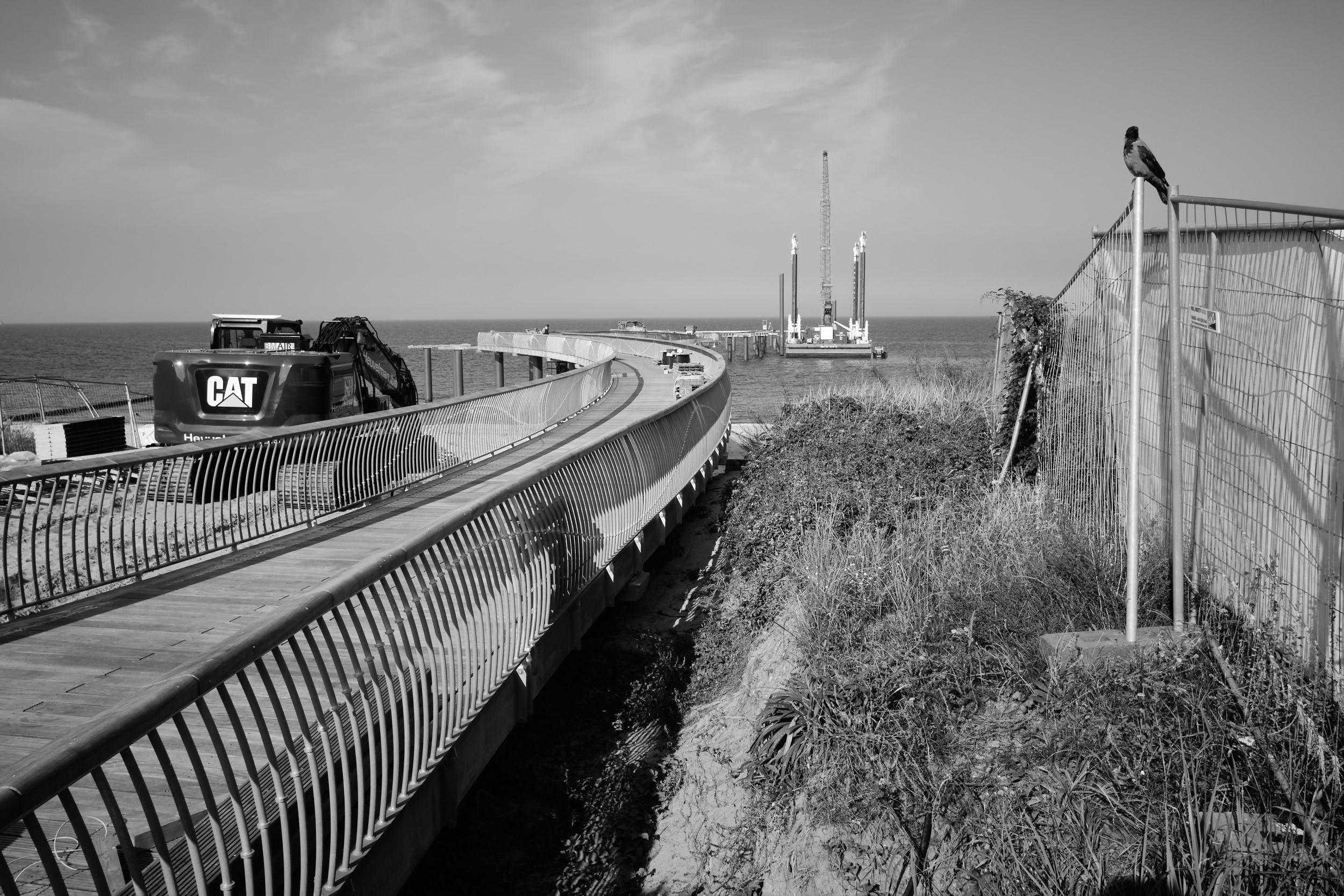 Koserow Seebrücke