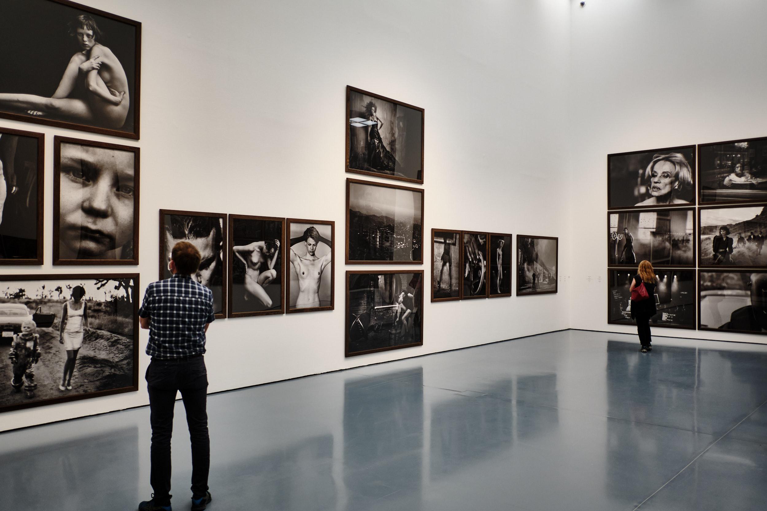 Peter Lindbergh untold stories Kunstpalast Düsseldorf