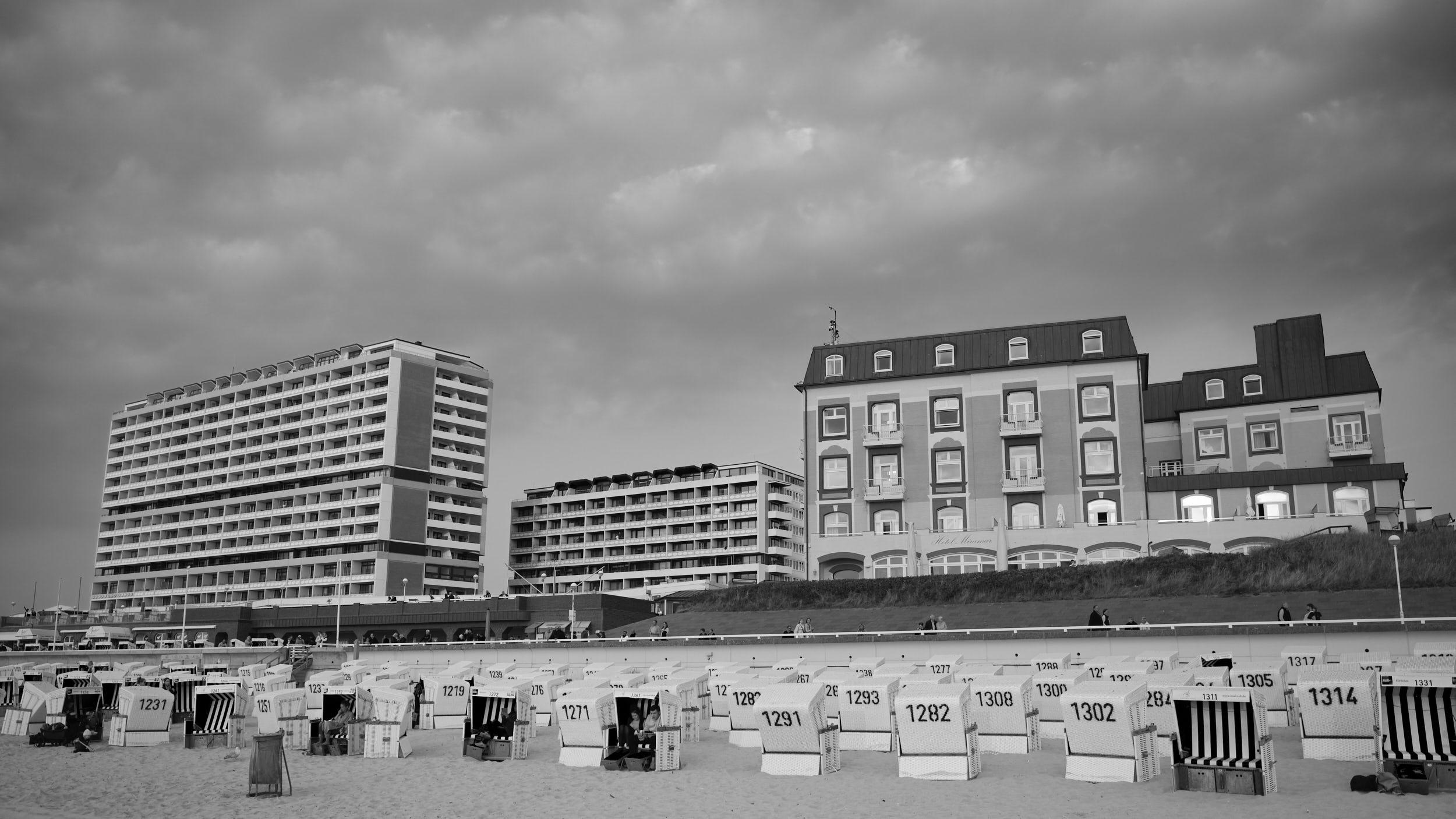 """""""Skyline"""" Westerland/Sylt"""