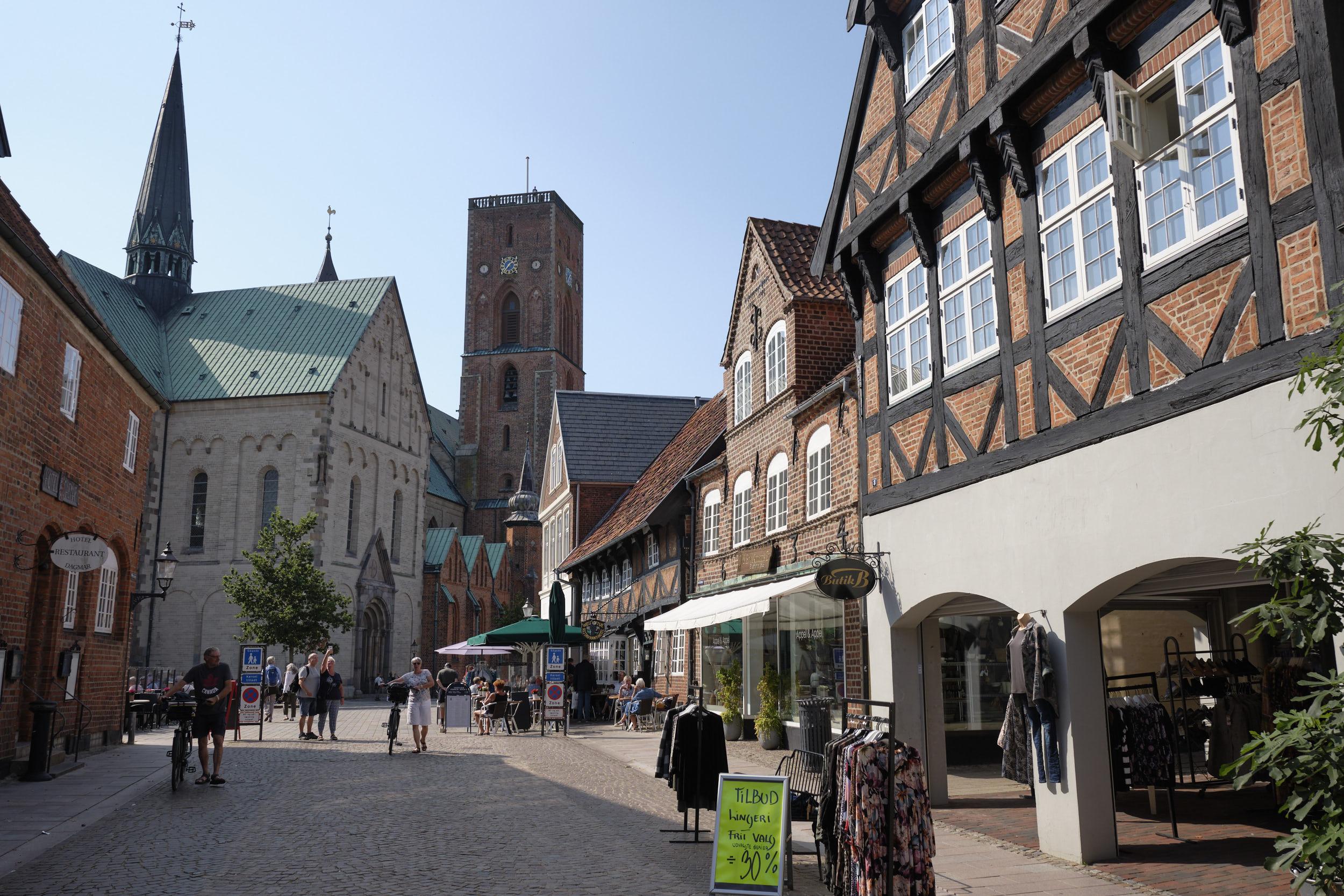 historisch - Ribe/DK
