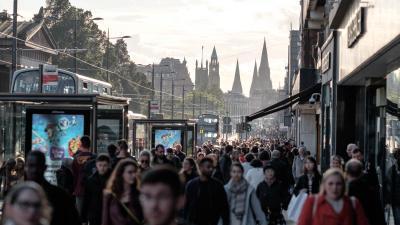 Edinburgh FUX44834